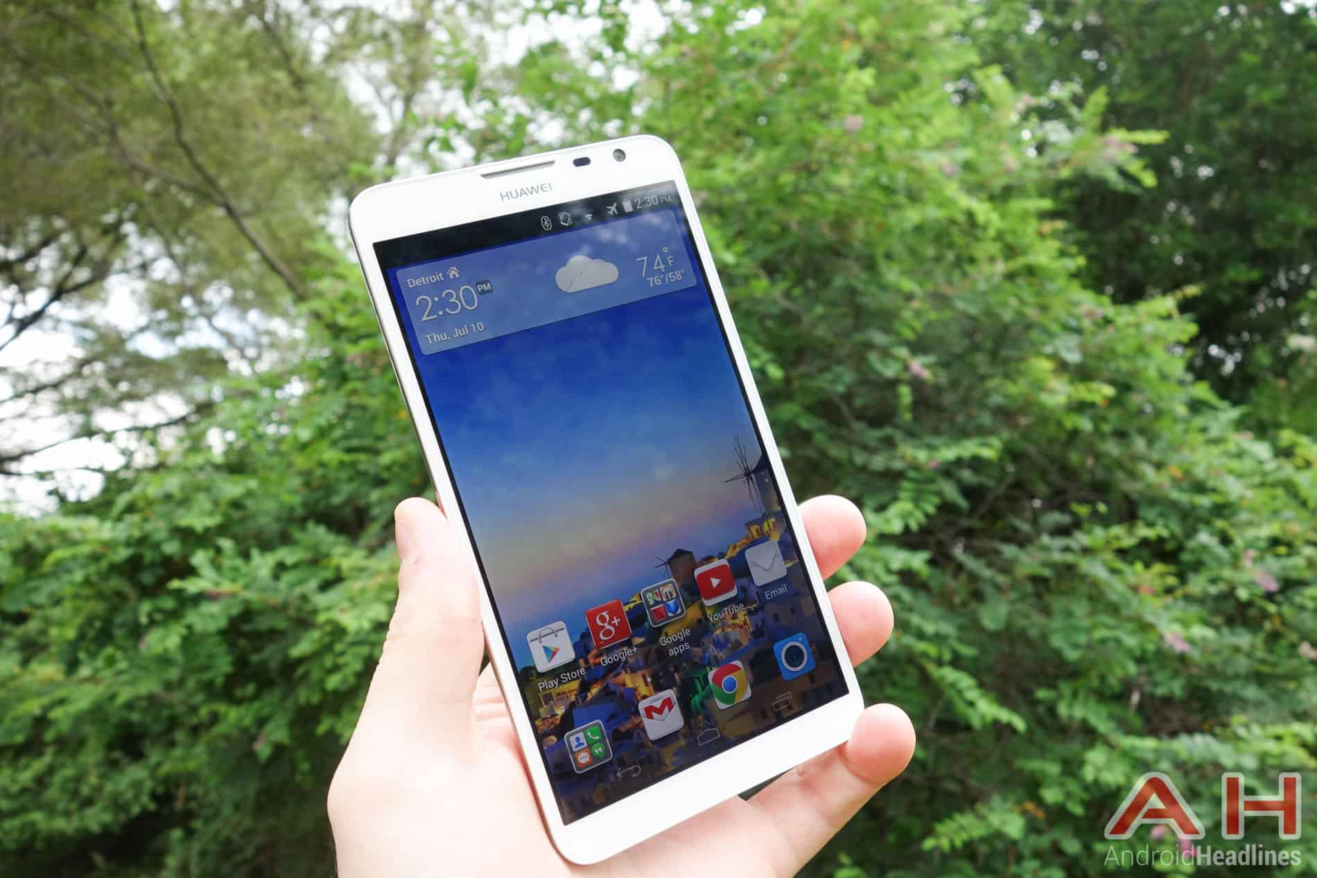 Huawei Ascend Mate 2 4G Review AH 1