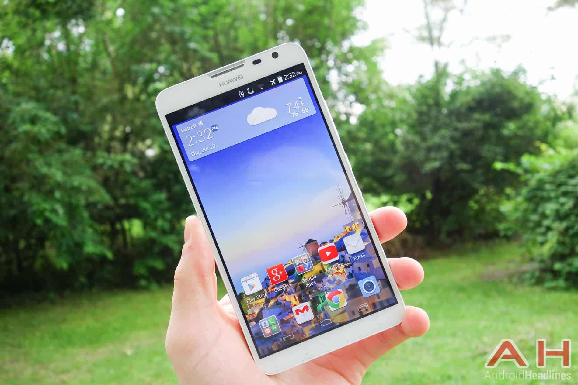 Huawei Ascend Mate 2 4G Review AH 12