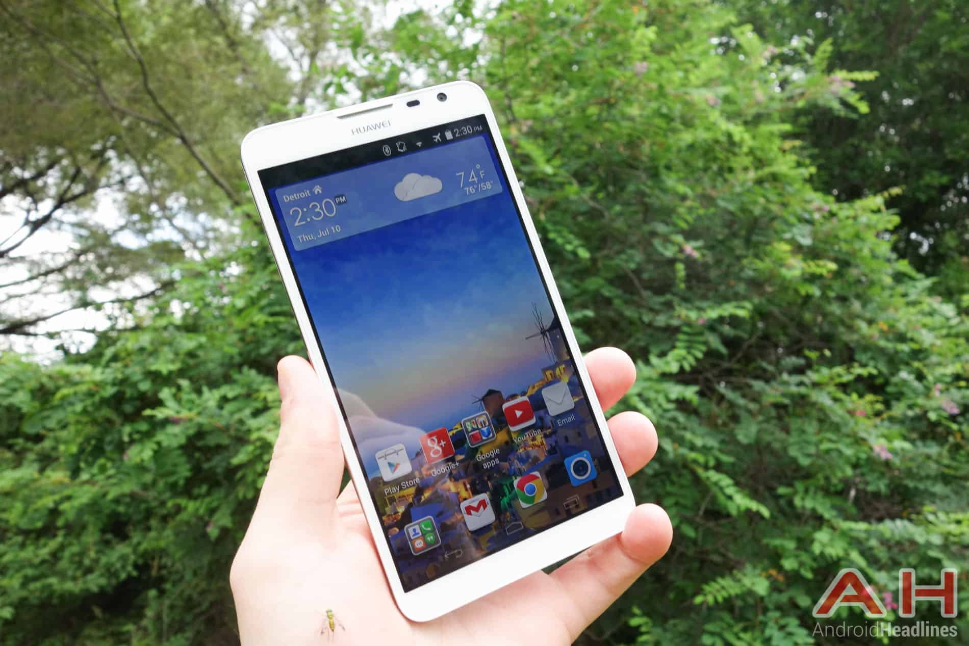 Huawei Ascend Mate 2 4G Review AH 2