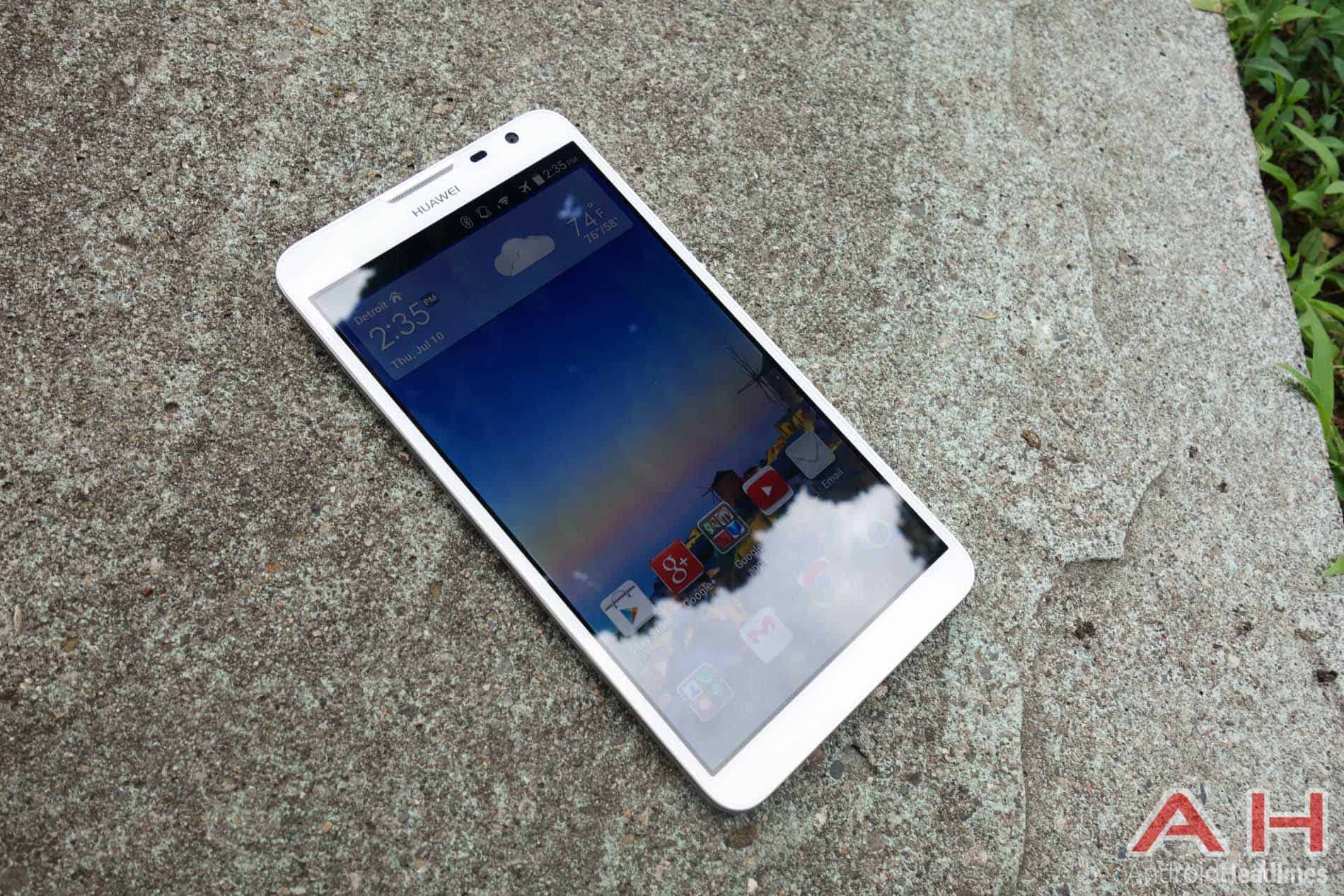 Huawei Ascend Mate 2 4G Review AH 20