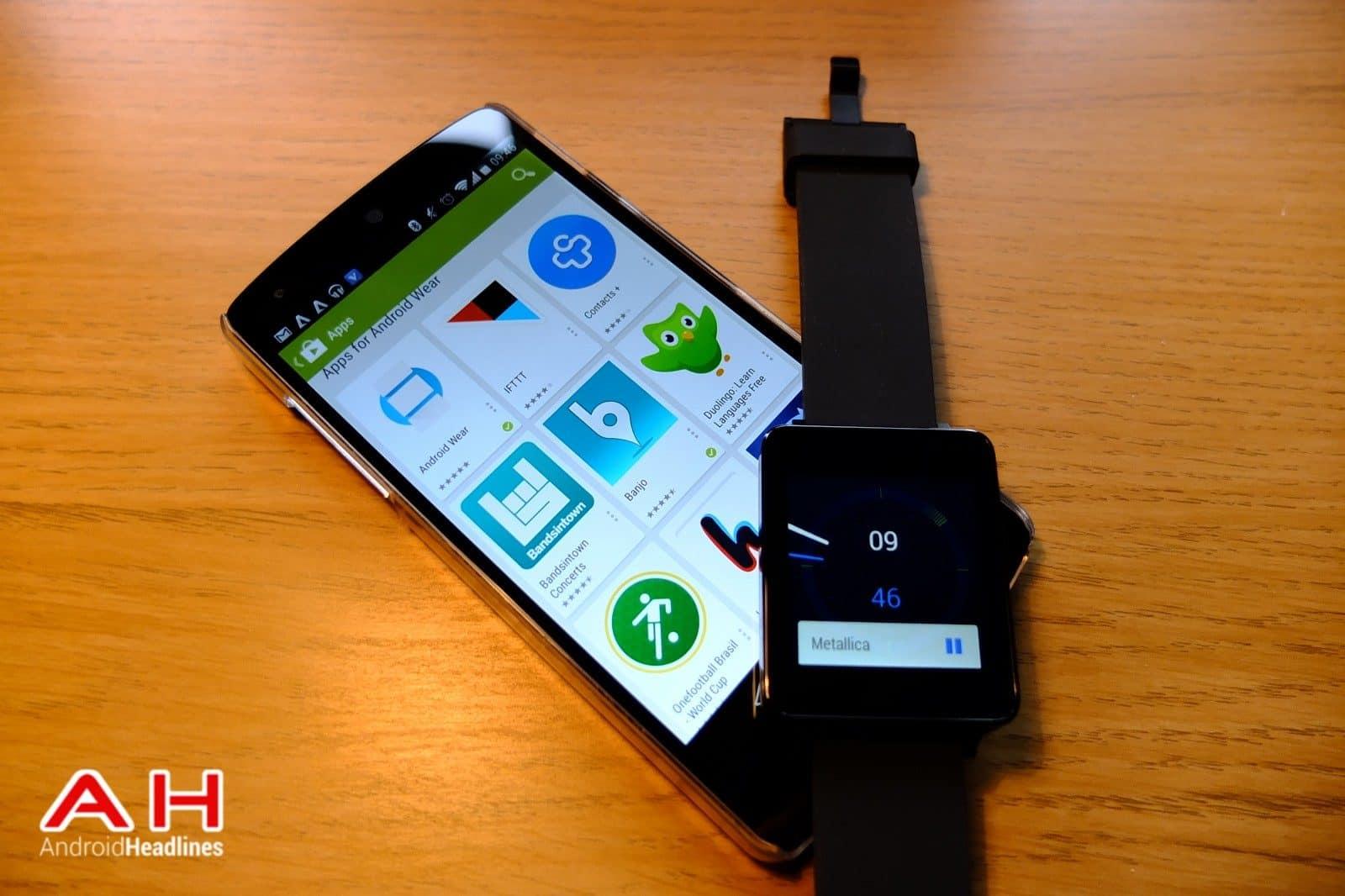 LG G Watch AH 01
