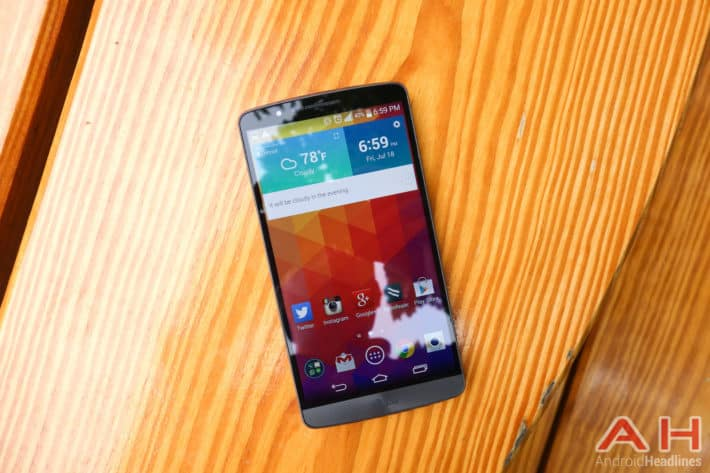 AT&T and Verizon LG G3 Variants Can Now Be Rooted