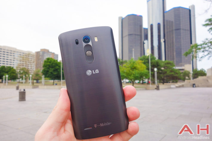 Featured Review: T-Mobile LG G3