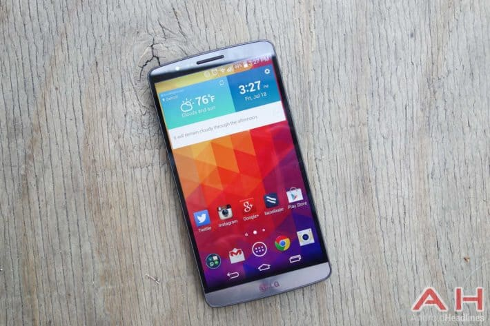 """T-Mobile LG G3 And LG G2 Devices Are Now In """"Carrier Testing"""" Status For Android 5.0 Lollipop"""