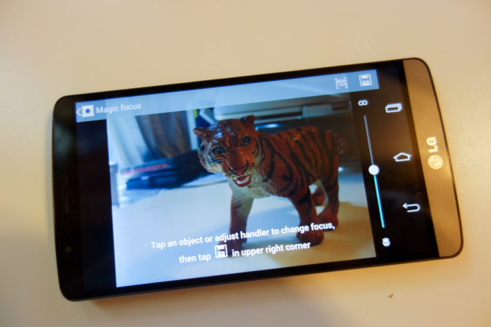 Android How To: Refocus Pictures with Magic Focus on the LG G3
