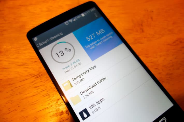 Android How To: Clean up your LG G3 with Smart Cleaning