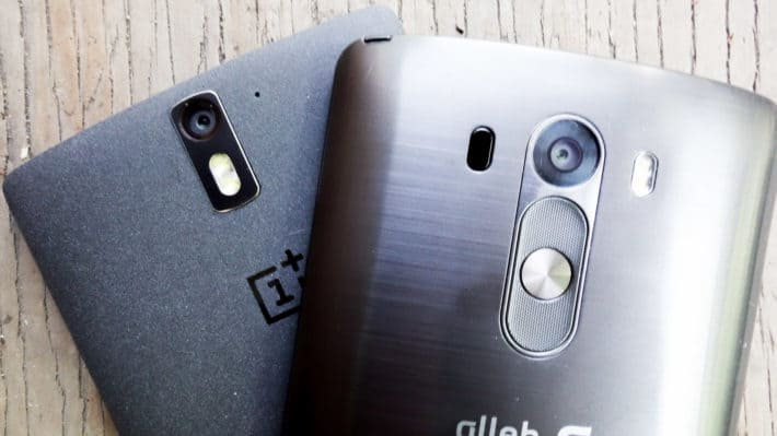 Camera Shootout: OnePlus One vs LG G3
