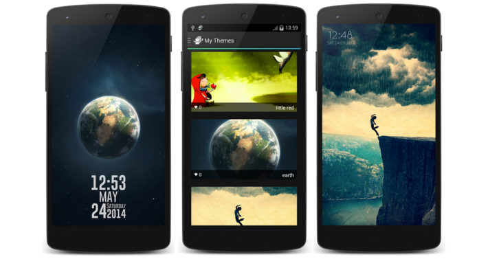 Lock Screen Club Lets You Customize and Share Lock Screens