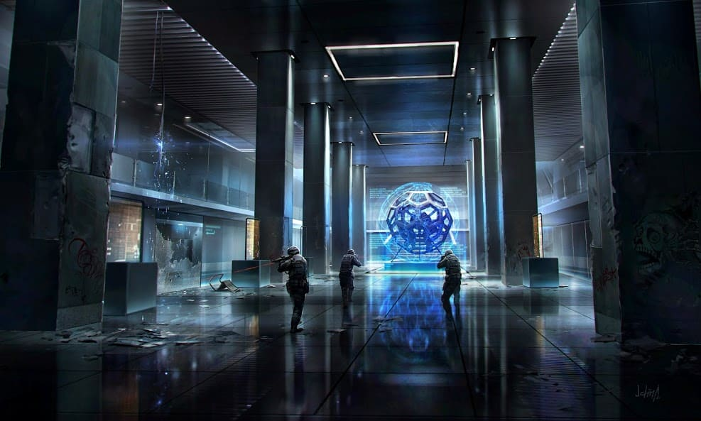 MC5 Blackwater Lobby Image