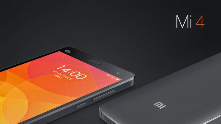 Xiaomi's New Mi 4 to Start at Just 1,999 Yuan