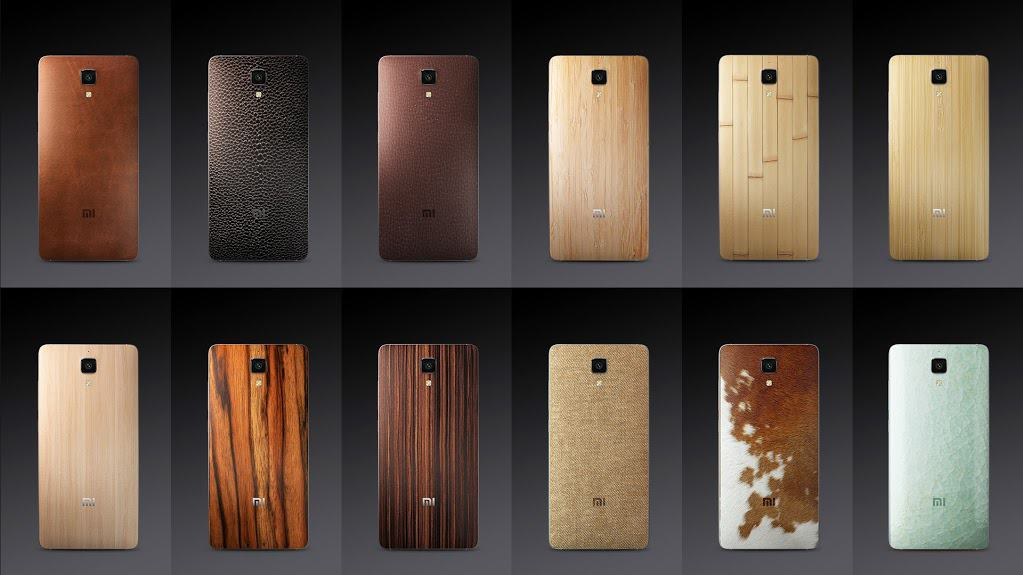 Mi4 Wooden