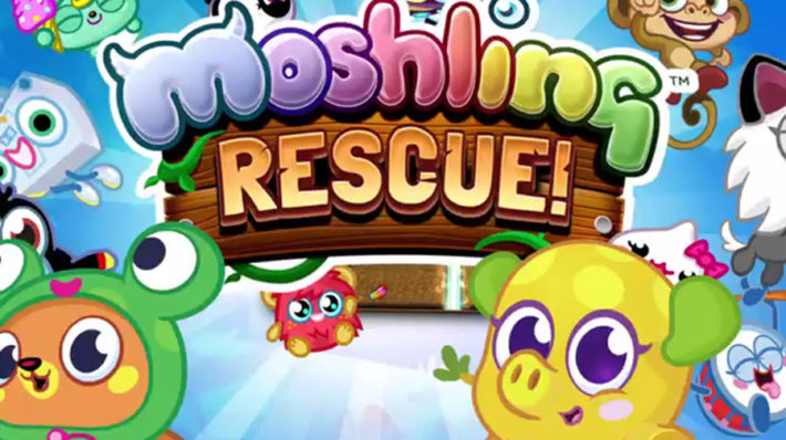 Moshling Rescue Now Available for Android Devices