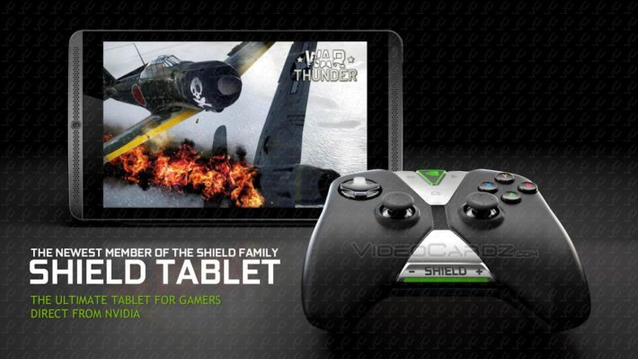 Nvidia Comes In Hot With The Shield Tablet Powered By Tegra k1 For $299