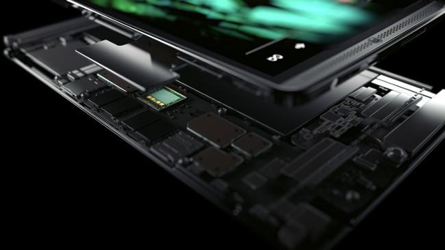 NV SHIELD Tablet Exploded 1