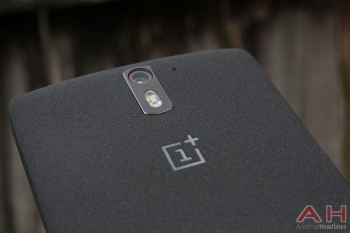 OnePlus One back logo 2