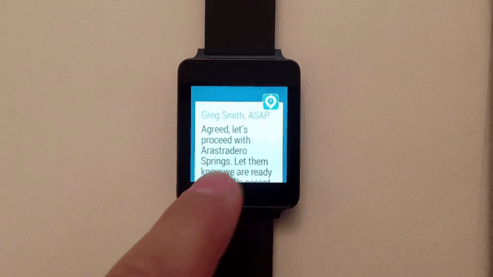 Pyrus Ignites Android Wear Collaboration and Project Completion
