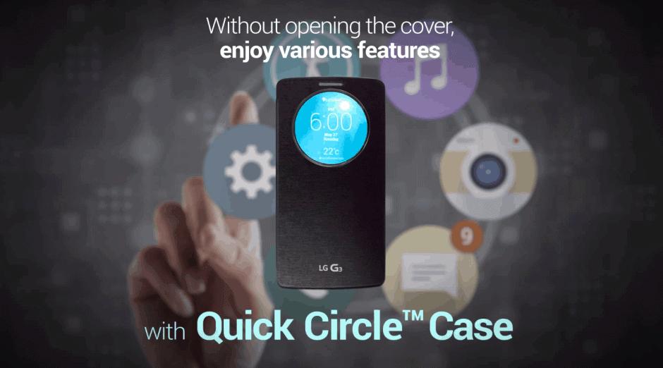 Quick Circle Case