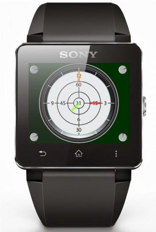 Radar Watchface result 315x468