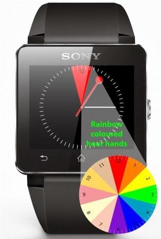 Rainbow Watchface result 315x468