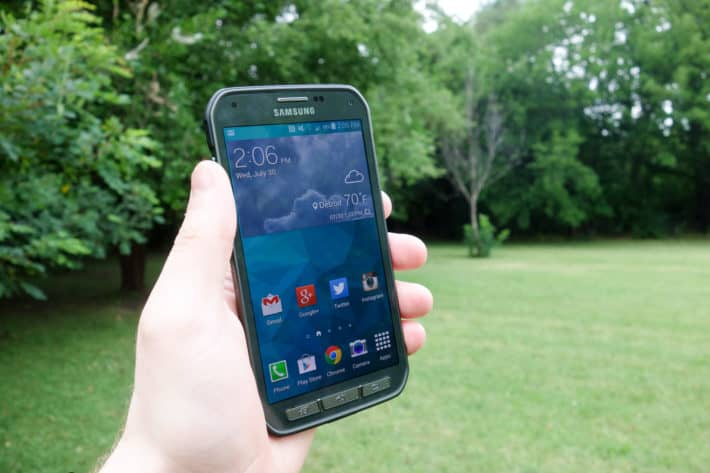 Featured Review: Samsung Galaxy S5 Active (AT&T)