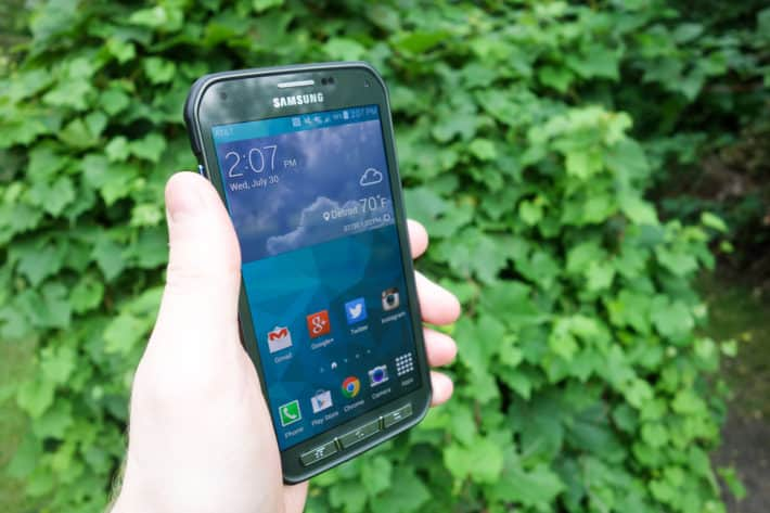 Samsung Galaxy S5 Active Going to TELUS in September