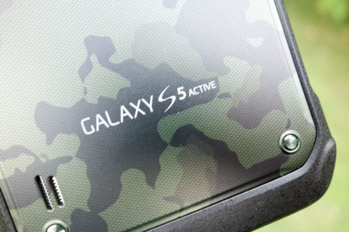 AT&T Galaxy S5 Active Users Can Now Double Their Battery Life
