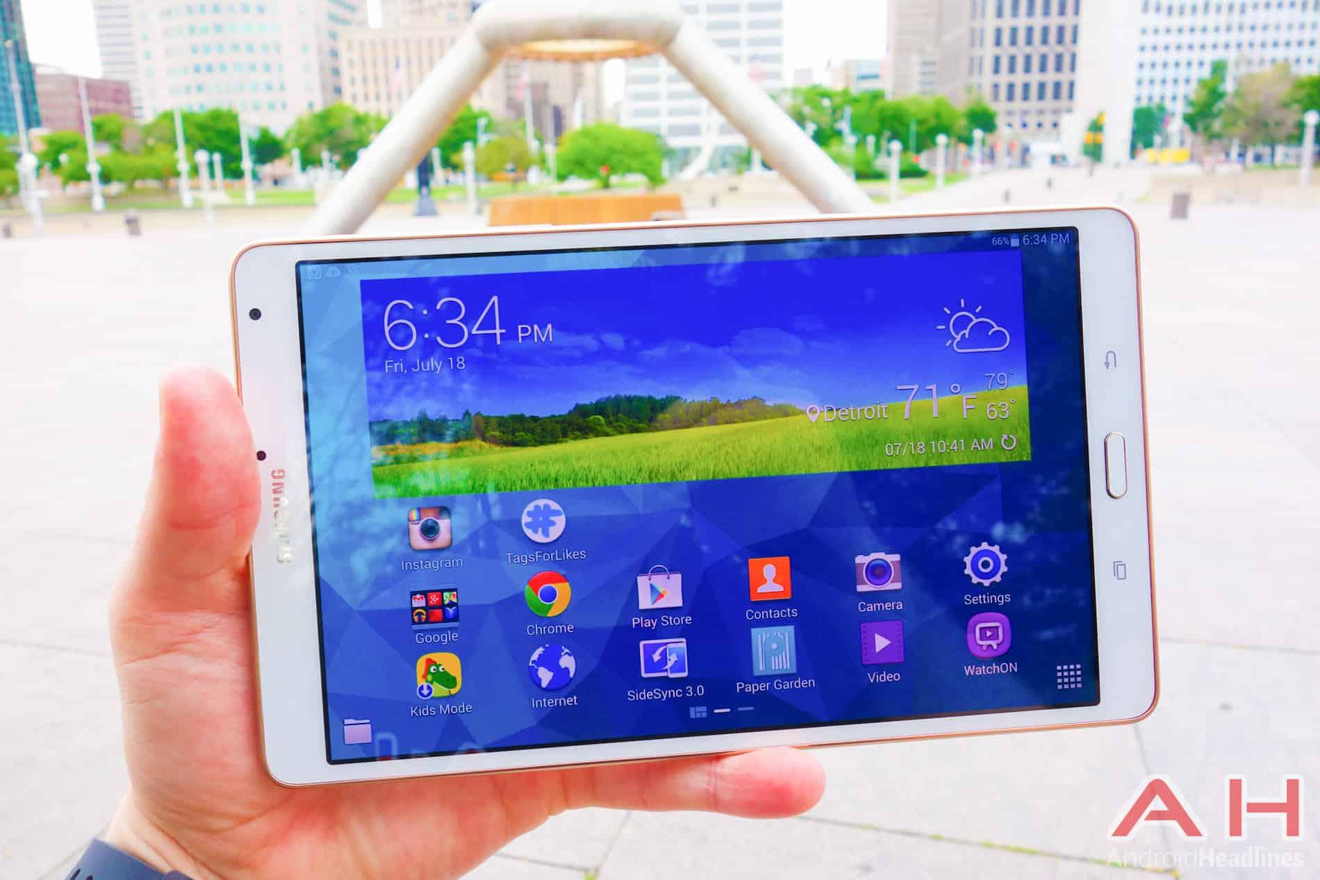 Samsung Galaxy Tab S AH 7 2