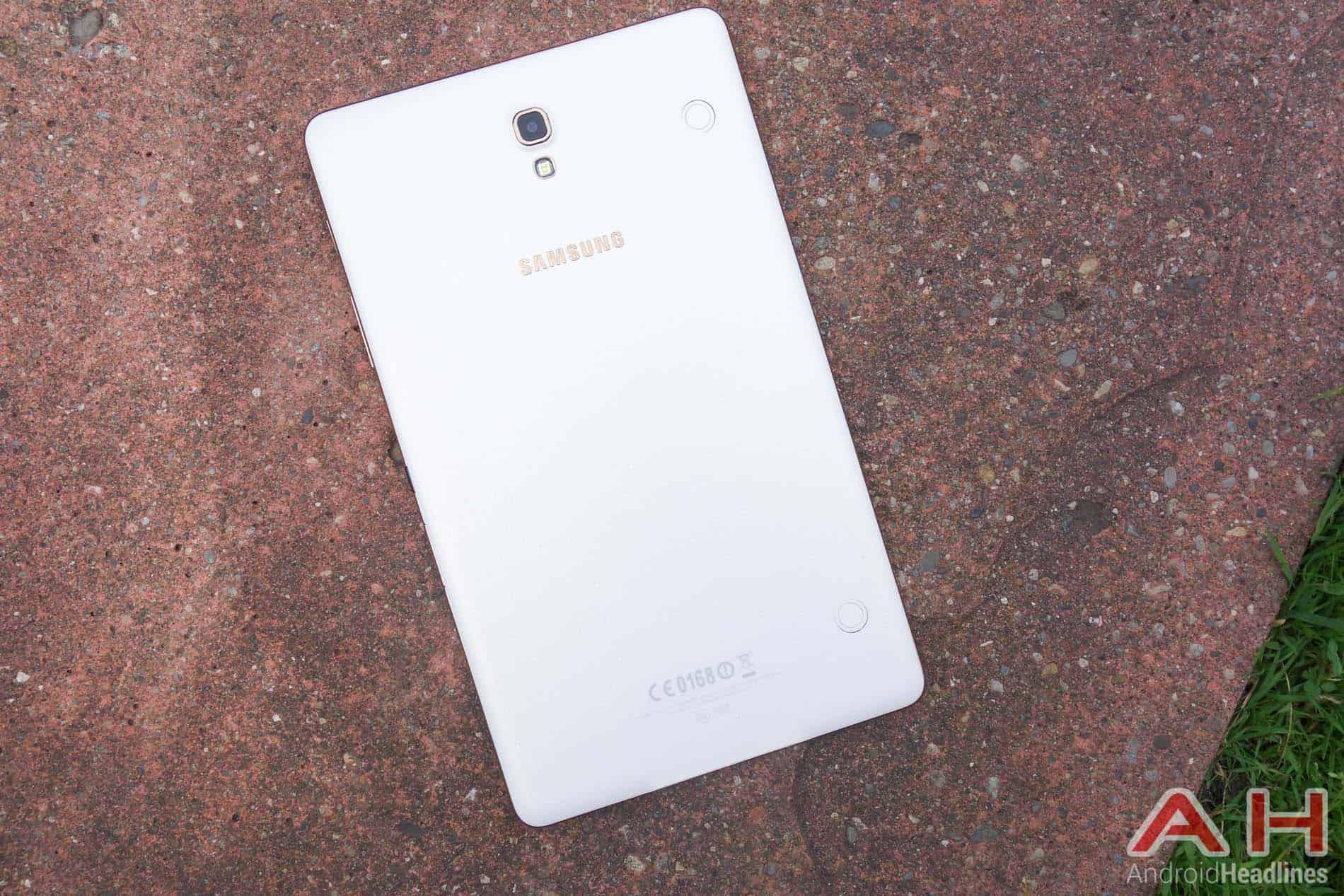 Samsung Galaxy Tab S Review AH 26