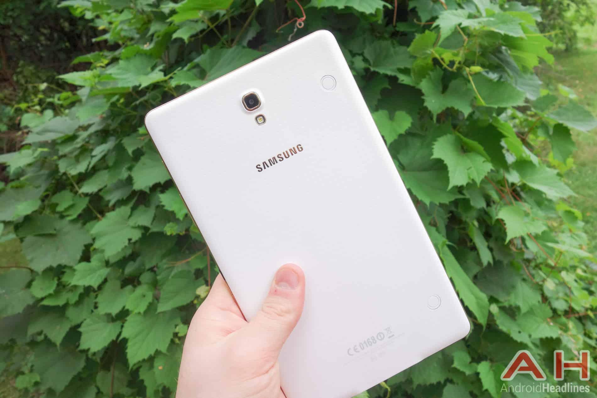 Samsung Galaxy Tab S Review AH 34
