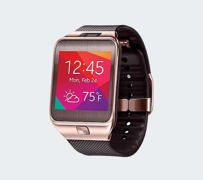 Samsung Gear 2 Gold