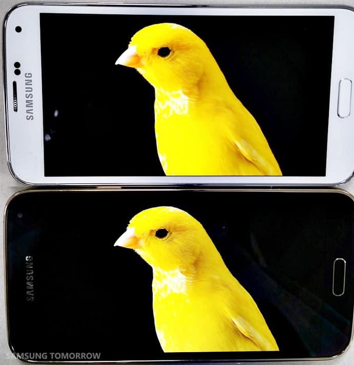 Samsung QHD Comparison