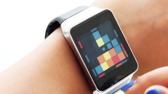 Swip3 Is A Match 3 Game Made For Android Wear Devices