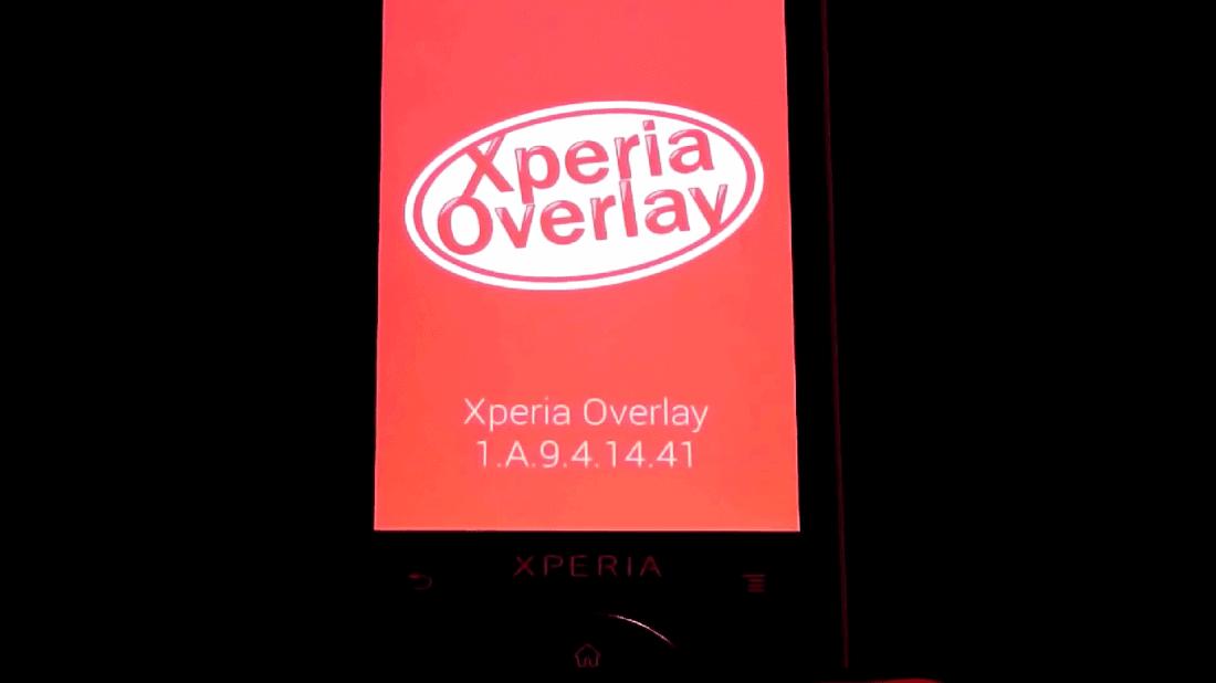 Xperia Overlay