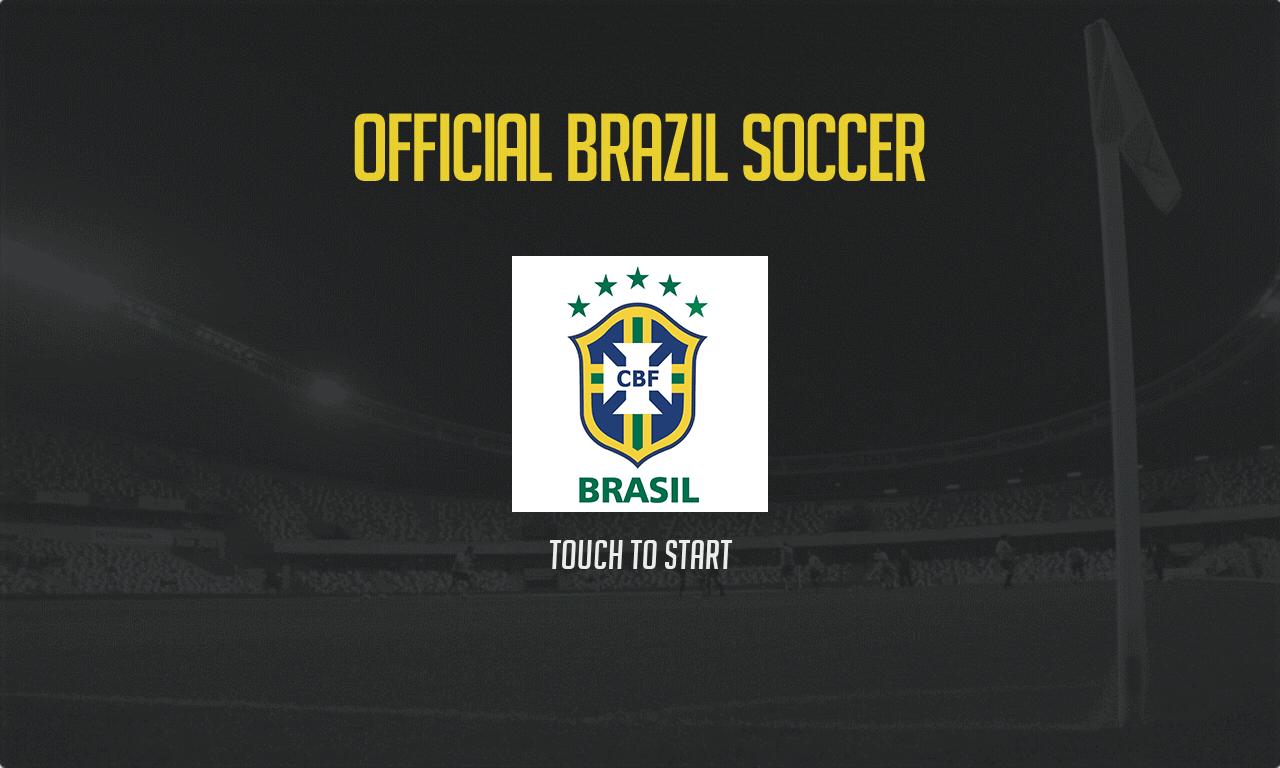Official Brazil Soccer