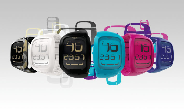 Swatch Touch to gain fitness tracking capabilities in early 2015
