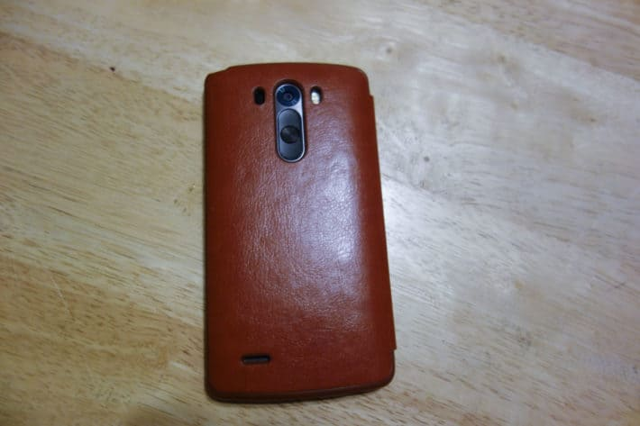 Featured Review: Verus Quick Circle Window Case for the LG G3