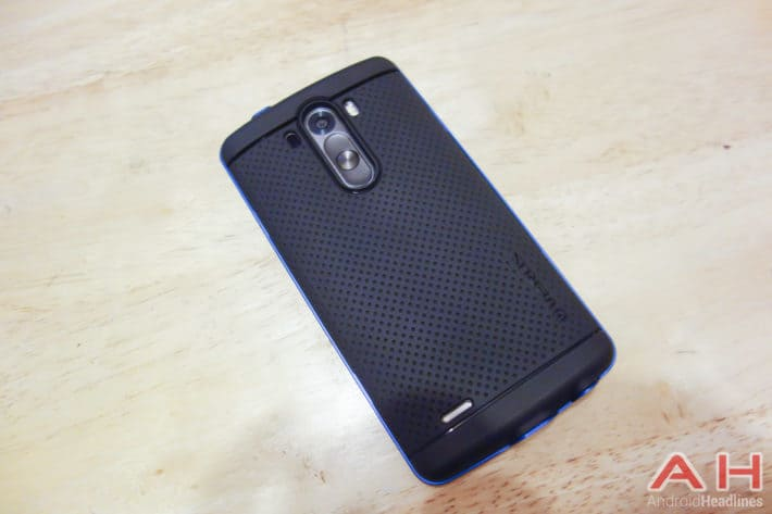 Featured Review: Verus Iron Shield Case for the LG G3