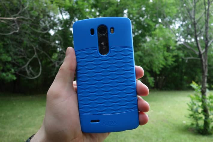 Featured Review: Verus Slim Fit Case for the LG G3