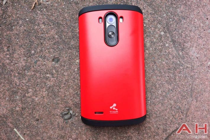 Featured Review: Verus Thor Case for the LG G3