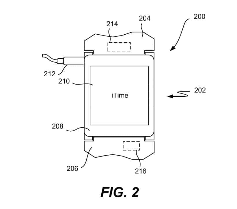 Apple Granted USPTO Patent for iTime, a Smartwatch and Media Player in One