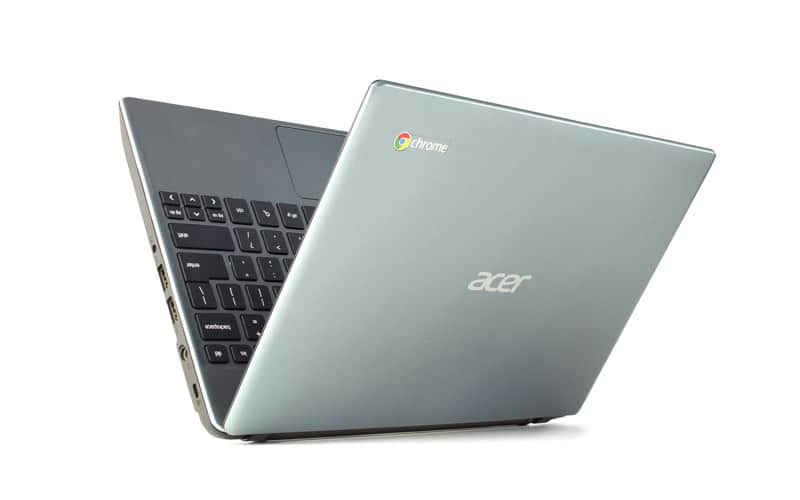 Acer grab's Top-Spot in Google Chromebook sales for 2nd Quarter
