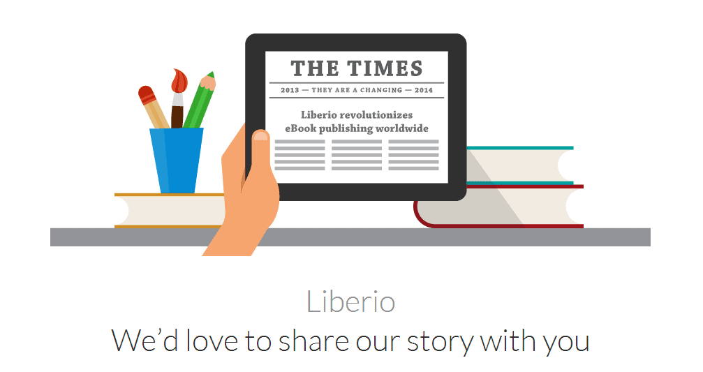 Liberio Reaches Public Beta, Lets you Publish your eBooks Directly from Google Drive