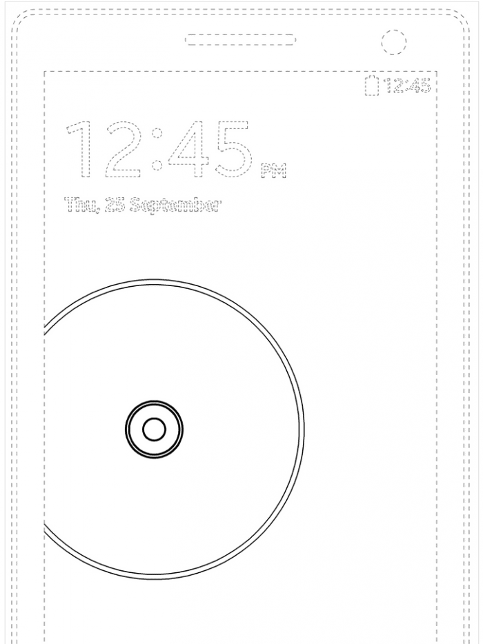 lock screen patent note 4