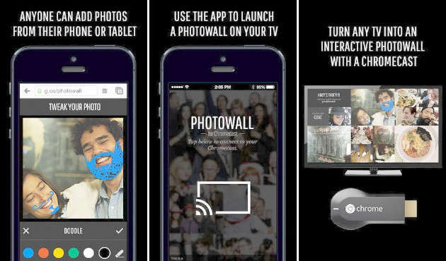 photowall_chromecast