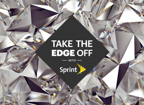 "Sprint Sends out invite to ""Take the Edge Off"" Event in NYC on August 19th"
