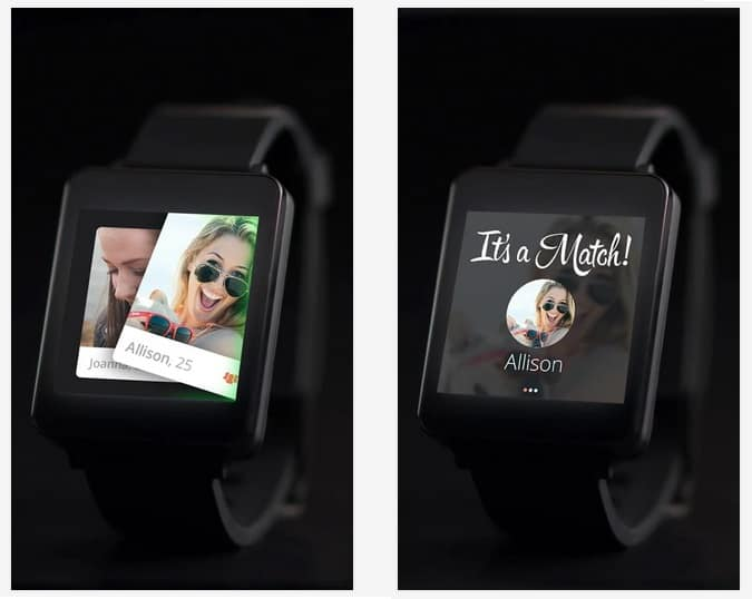 tinder android wear ah