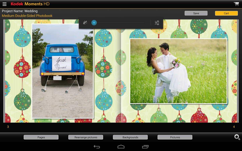 Kodak Moments Tablet HD