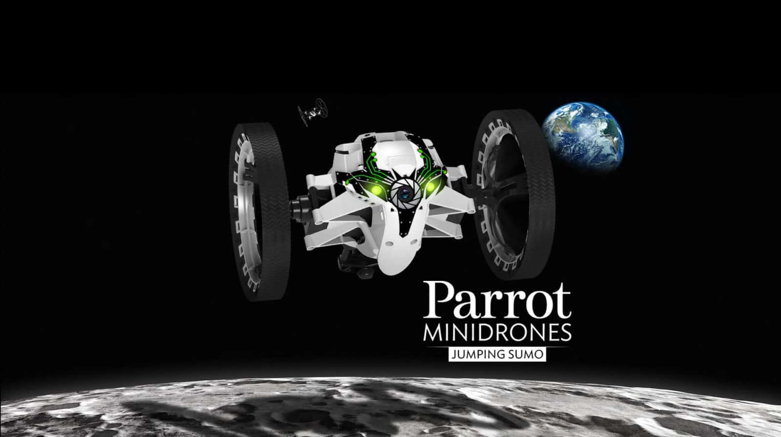 Jumping Sumo minidrone