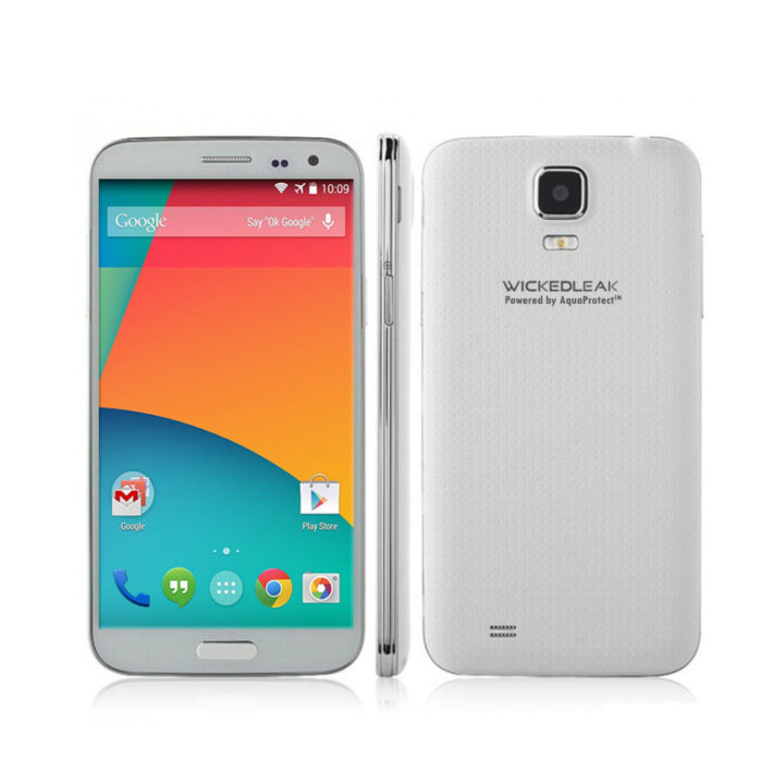 Galaxy S5 Knock Off Called The Wickedleak Wammy Note 3 Hits Indian Markets September 1st