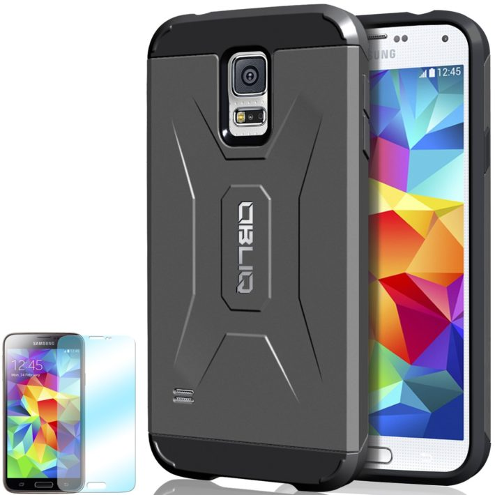 Case of the Day: Obliq Xtreme Pro Case for the Samsung Galaxy S5!